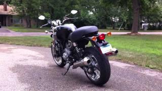 8. Ducati GT1000 Termignoni exhaust comparison