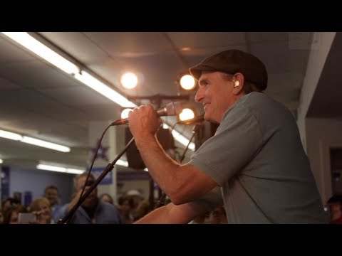 James Taylor Supports President Obama – OFA North Carolina
