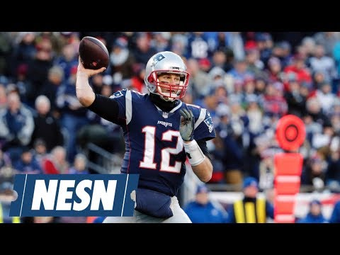 Video: Breaking down Brady and the Patriots passing game after win over Bills