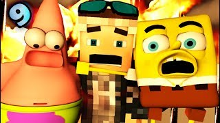 Spongebob in Minecraft - 3D Animation. This is Spongebob... IN MINECRAFT! Enjoy my 3D animation. Please like and share with all your friends and don't forget...