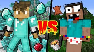 Watch in this funny minecraft machinima who is better and what they do things so much better. Who will win? :D➜SERVER IP: mc.trovical.comWEBSITE: https://www.trovical.com/STORE: https://store.trovical.com/MORE Nobbs vs Pro: https://www.youtube.com/watch?v=meIktVQsi4o&list=PL6ENEK5qYySfEPgSKNZUfmJJsCcBFUSXb-------------------------------------------➤Subscribe here: http://goo.gl/RI2d5B-Actors: AdvanceLAMP, TheHandsomeLord, byMaree, SeaKnight, xAzumarillYT, Faithfularts, TacoOnTheWallThanks to Nyxnox, Lynxi and UniverseLabs for helping out! Factions base: vastayaPlot owner: Exulteration-- Find Me! --------➤Instagram: http://goo.gl/28SQ6y➤Facebook: http://goo.gl/mWdI1y➤Twitter: https://twitter.com/TheGoldenArmor(P.s. Wanna help? You can add subtitles to this video!)My second channel: https://goo.gl/q5pxPABucketPlanks: https://goo.gl/4RQzK6Let's see the challenge between a pro and a noob, server version! Who is betetr and who will win?Don't forget to check out my AWESOME server! We have Factions, Skyblock, Crative, Minigames and coming soon: Prison, KitPVP and Survival!!This Minecraft video was presented to you by GoldenArmor.SUPER NOOB vs. PRO: https://www.youtube.com/watch?v=f9y9CItWH8w&t=2sNoobs VS Pros: https://www.youtube.com/watch?v=p0LbIUNhD5o&t=5s--Credits----http://freesound.org/ -Production Music courtesy of Epidemic Sound: http://www.epidemicsound.com-freesfx.org-Texture Pack: http://www.planetminecraft.com/texture_pack/blocksmith-hybrid-75-animations/Mod: https://minecraft.curseforge.com/projects/fidget-spinnerThis is just a fictional story and for your entertainment :)!