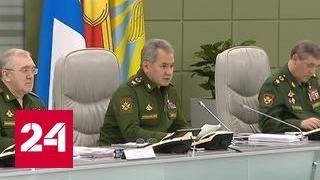 Шойгу: глава Пентагона перепутал страну, обнуляя вклад России в борьбу с терроризмом