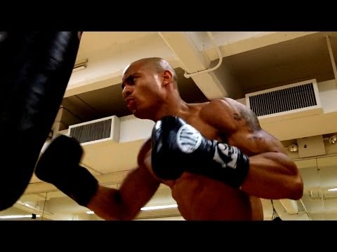 "How To Burn Fat Fast With ""BOXING"" HIIT Cardio (Big Brandon Carter)"