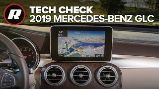 Tech Check: COMAND in the 2019 Mercedes-Benz GLC is a tech throwback by Roadshow