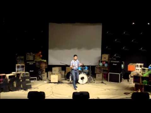 Seeking Motivation: Amir Taha at TEDxHOEAlexandria