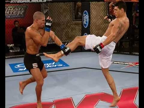 Capoeira no MMA Tribute (видео)