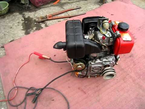 YANMAR DIESEL ENGINE AIR-COOLED