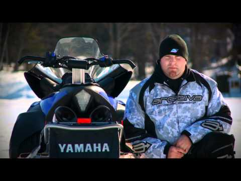 SnowTrax Test Rides Yamaha Apex X-TX EPS