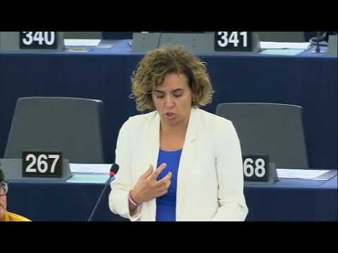 Dolors Montserrat - Debate sobre la Presidencia fi...