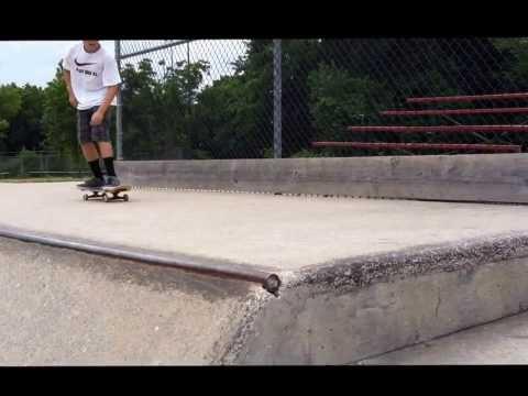 Lenexa Skatepark Montage