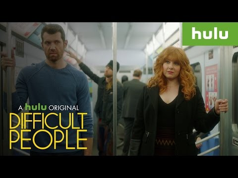 Difficult People Season 2 Teaser 'They're Back!'
