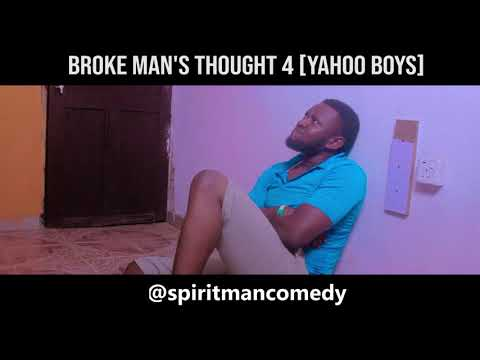 Broke man's thought (Part 4) (Spiritman comedy)