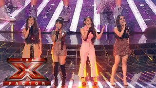 X Factor - Fourth Impact Sing For their Place