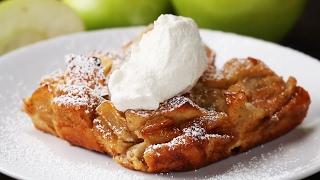 Apple Cinnamon French Toast Bake by Tasty