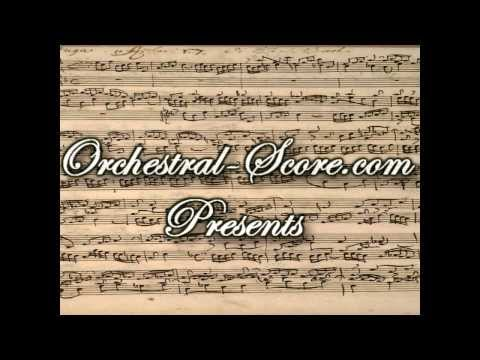 Full Orchestra Score from movies!