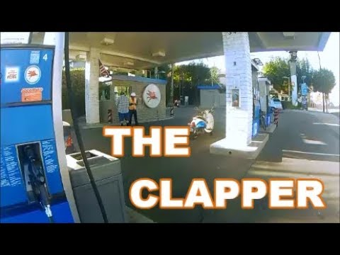 Clapper Gas Station