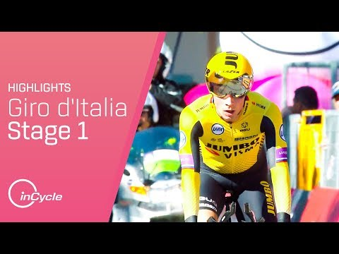 Giro d'Italia 2019 | Stage 1 Highlights | inCycle