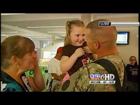Army wife loses 100 pounds & surprises her husband!