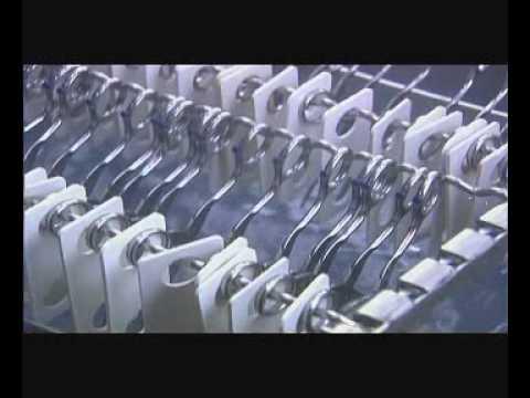 Manufacturing Process of Scissors Jaguar