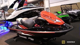 4. 2018 Kawasaki STX 15F Jet Ski - Walkaround - 2018 Toronto Boat Show