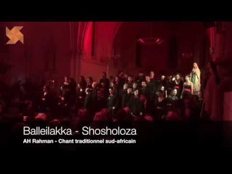 Video Rahman - Balleilakka / Chant traditionnel - Shosholoza download in MP3, 3GP, MP4, WEBM, AVI, FLV January 2017