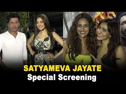 John Abraham's Satyameva Jayate Special Screening