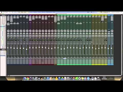 Mixing Background Vocals: 5 Minutes To A Better Mix III – TheRecordingRevolution.com