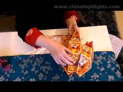 How to Make Chinese Lantern