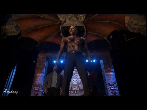 Lucifer S04E10 ~ Kralınızın önünde diz çökeceksiniz. ( Kneel before the king. )