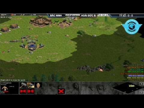 AOE Miền Bắc 9 | Bảng E, Bắc Ninh vs Hà Nội Hoài Đức