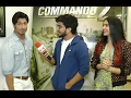Exclusive: Commando 2 Stars Vidyut Jammwal And Adah Sharma In A Candid Conversation