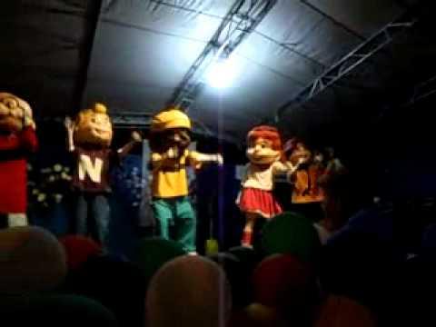 Turma do Nosso Amiguinho em Monte Alegre de Goiás-GO