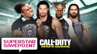 Call of Duty: Infinite Warfare: Reigns & Rollins team up with ...
