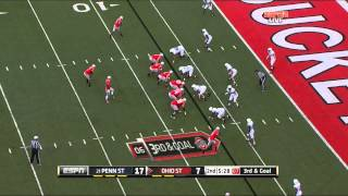 "Jack Crawford vs Ohio State ""MIke Adams"" (2011)"