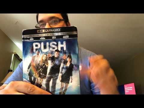 Push 4K Ultra HD Blu-Ray Unboxing