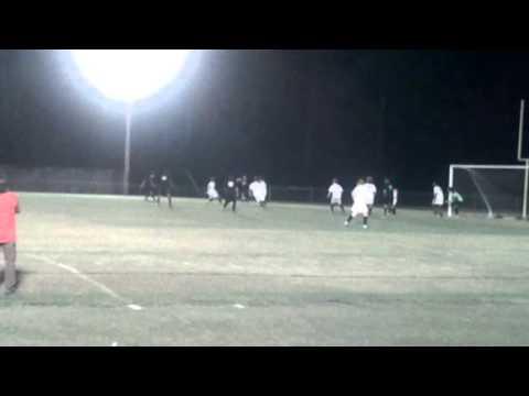 Wghs soccer team 2015-2016 vs Franklin high