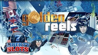 Liberty Slots New Golden Reels Slot Game Salute Winter Games In Sochi