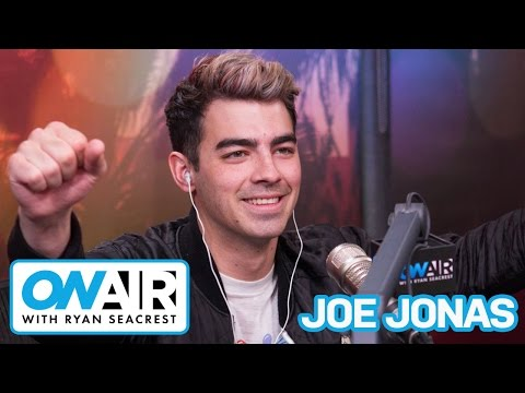 Joe Jonas Covers LA Rams