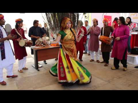 Danse du Paon – Troupe Indienne – Mawazine – Villa des Arts de Rabat