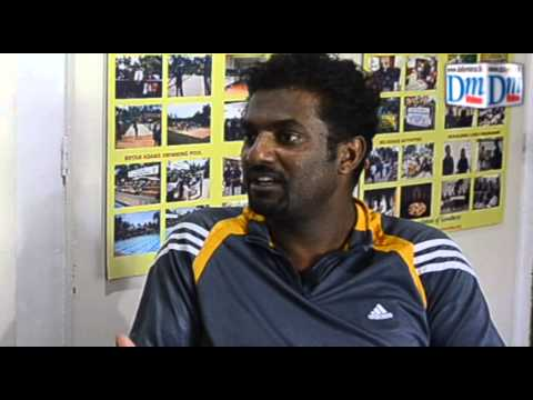 The Legend - Muttiah Muralitharan's career highlights