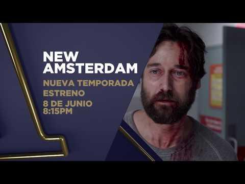 New Amsterdam nueva temporada