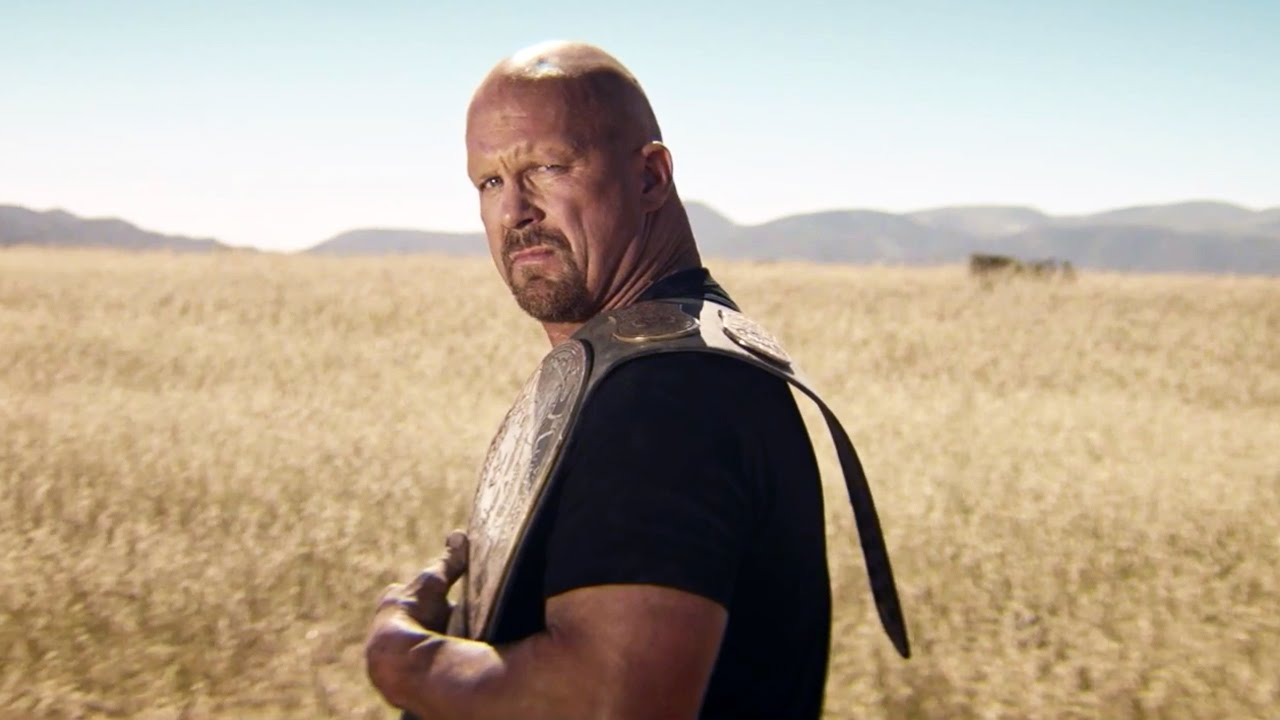 WWE 2K16 Trailer (starring Stone Cold Steve Austin) #VideoJuegos #Consolas