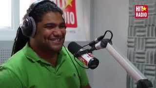 Déclaration d'amour de Farid Ghannam à sa femme dans le Morning de Momo sur HIT RADIO