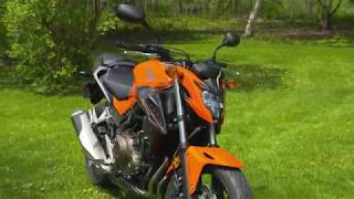 10. Honda CB500F Road Test