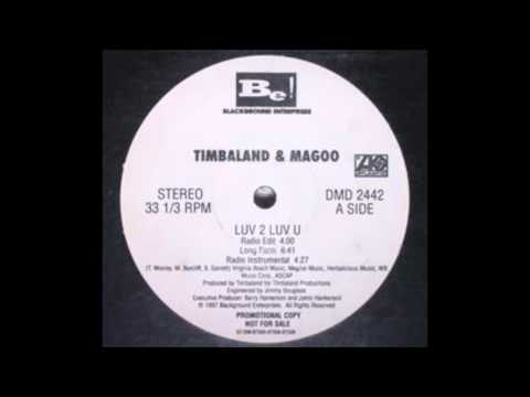 Timbaland And Magoo - Luv 2 Luv U (Remix)