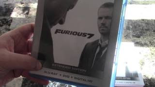 Nonton Furious 7 Walmart Edition Blu ray Unboxing Film Subtitle Indonesia Streaming Movie Download