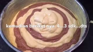 Kue Macan (Tiger Cake)