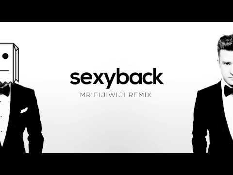 Justin Timberlake - SexyBack (Mr FijiWiji Remix) (видео)
