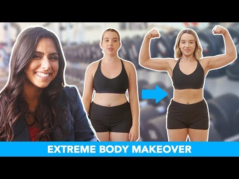 I Gave My Best Friend An Extreme Body Makeover