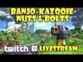 Banjo kazooie Nuts Bolts xbox One rare Replay Twitch Li